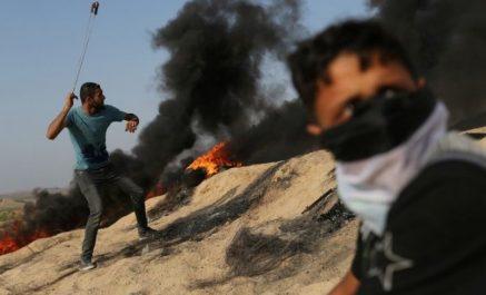 Un palestinien tué à gaza par des tirs de l'armée israélienne