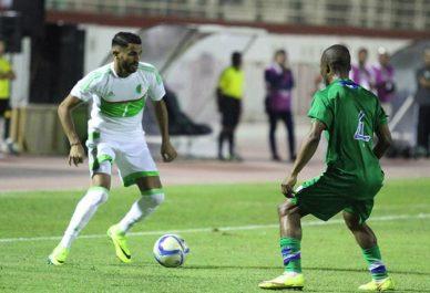 L'Algérie gagne 3-0 contre le Nigeria sur tapis vert
