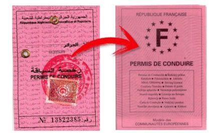 Communauté nationale à l'étannger Nouvelles facilités pour le permis de conduire