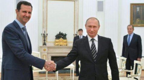 Syrie: visite surprise de Poutine qui ordonne le retrait des troupes russes