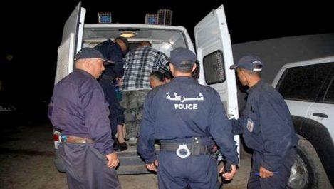 66 individus arrêtés et plus de 700 comprimés psychotropes saisis