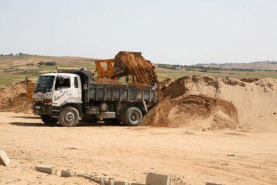 Extraction illicite de sable de mer 8 arrestations à Reghaia