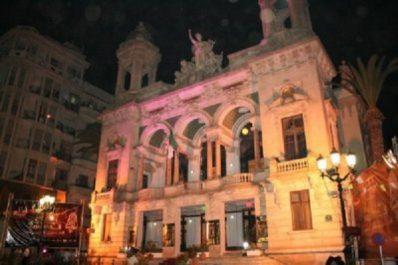Théâtre régional d'oran : Projet d'ouverture d'une bibliothèque pour les enfants hospitalisés à Canastel