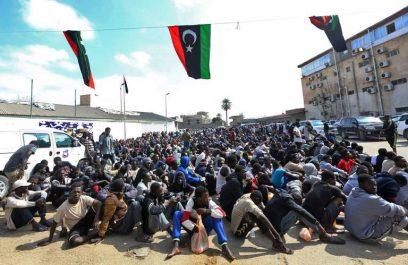 Terrorisme contrebande et trafic d'êtres humains: la crise sécuritaire en Libye représente un danger pour la régio
