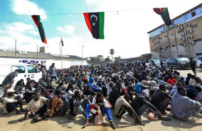 Trafic d'êtres humains en hausse en Libye