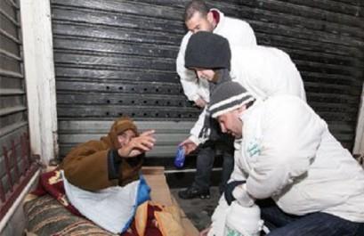 Rélizane : Des repas chauds pour les sans-abri