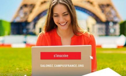 Visa d'études: Campus France Algérie vous permet d'échanger en direct avec des universités
