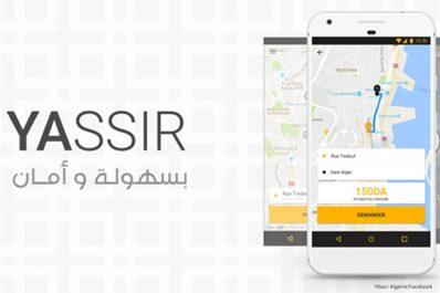 """Fruit d'un partenariat algéro-américain : Des jeunes promoteurs lancent le service de transport """"YASSIR"""""""