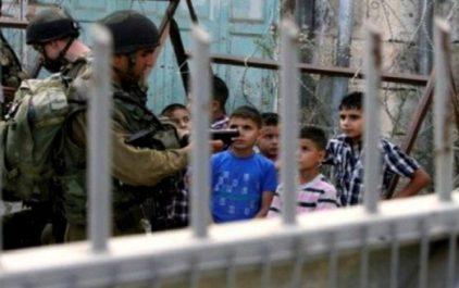 Plus de 2.000 enfants palestiniens tués en 17 ans, la liste des mineurs détenus s'allonge