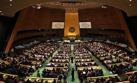 Migrations, maintien de la paix et développement, priorités de la prochaine AG de l'ONU