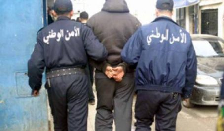 Blida: Vol par effraction, 8 arrestations
