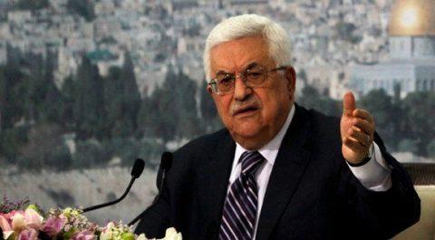 Mahmoud Abbas qualifie l'offre de paix de Trump de «claque du siècle»