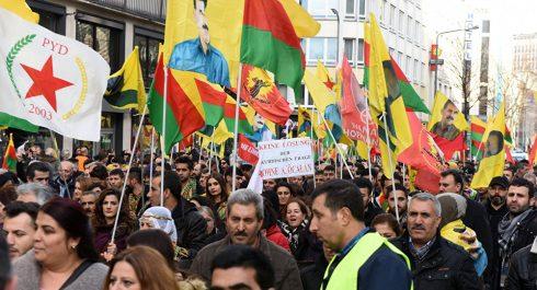 Les Kurdes d' Allemagne dénoncent l'offensive turque en Syrie