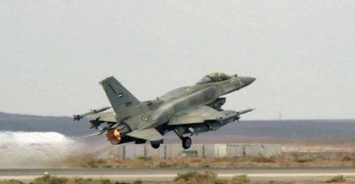 Un avion de chasse saoudien abattu au Yémen