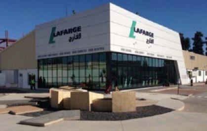 LafargeHolcim Algérie : Journées techniques sur le retraitement de matériaux pour infrastructures