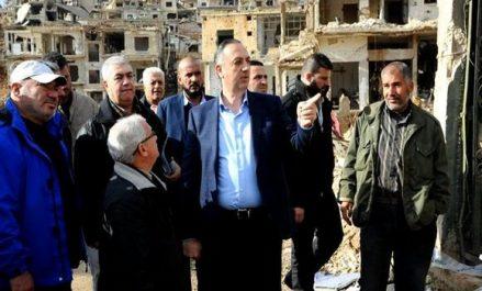 Syrie: 1 500 familles retournent à Zabadani près de Damas