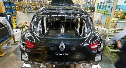 Automobile : Vers une nouvelle usine d'assemblage Renault