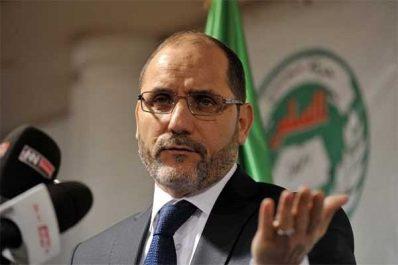 Mokri accuse le FLN d'avoir pratiqué la baltaga à Sétif