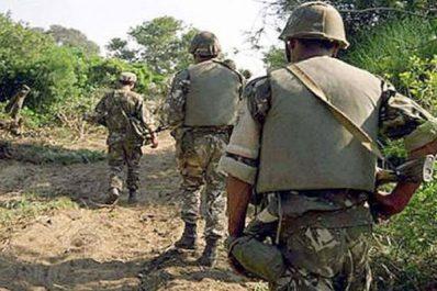 Trois terroristes éliminés à Boumerdès