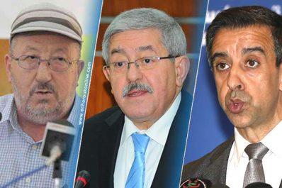 Ouyahia boude la conférence du FCE!