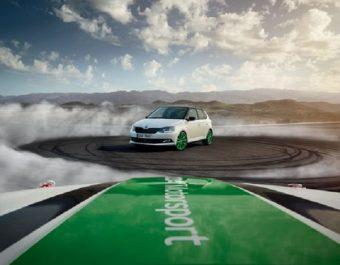 Volkswagen Group : Skoda lance l'édition limitée Fabia ''Champion WRC 2 2017''