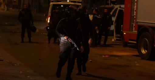 Tunisie : 1 mort dans des heurts, l'intérieur dément (Vidéos)