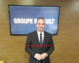 Fabrice Cambolive (Directeur des Opérations AMI du Groupe Renault) : «L'usine Renault Algérie Production est stratégique pour la région»