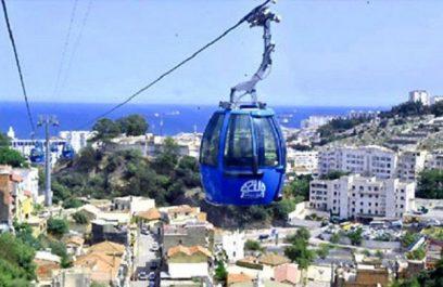 Téléphériques: 1er centre international de formation des agents de maintenance à Alger