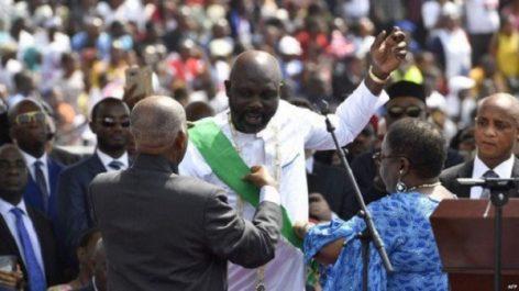 Liberia: le nouveau président George Weah place son mandat sous le signe de la lutte contre la corruption