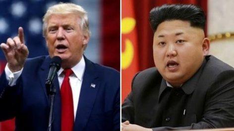 Kim Jong-Un à l'adresse de Donald Trump : le bouton nucléaire est sur mon bureau