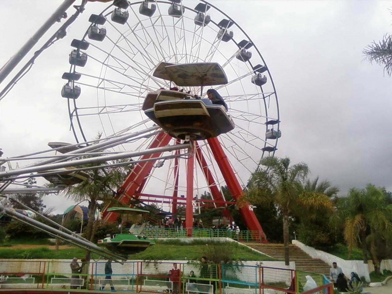 Image result for ben Aknoun Park