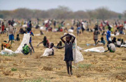 Soudan du Sud: 700 000 personnes ont fui la famine en 2017