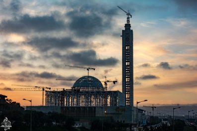 Grande mosquée d'Alger: mise en place de la plateforme de communication et de télédiffusion