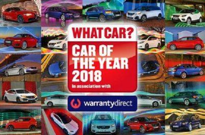 What Car ? : La Volvo XC40 élue «Voiture de l'Année 2018»