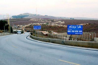 Mur à la frontière sud du liban : Beyrouth prendra des mesures contre les projets israéliens