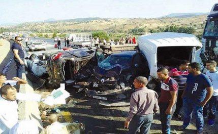 Terrorisme routier : 31 morts et 966 blessés en une semaine