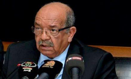 Messahel: «l'Algérie ne s'impliquera jamais militairement dans les conflits»