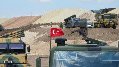 Offensive contre les Kurdes en Syrie: l'Otan appelle la Turquie à la mesure