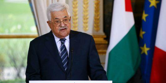 "Mahmoud Abbas affirme qu'Israël ""a mis fin"" aux accords d'Oslo"