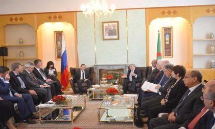 Algérie/Russie: Similitudes et convergences de vues dans divers domaines