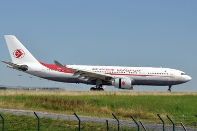 Un avion Air Algérie fait demi-tour suite à un incident avec des oiseaux