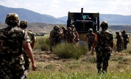 9 éléments des soutien aux groupes terroristes arrêtés à Batna (MDN)
