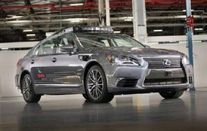 CES 2018 : Le Toyota Research Institute présente un véhicule autonome expérimental