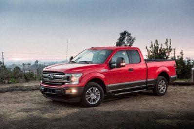 Ford : Le Ford F-150 se dote d'un moteur diesel V6