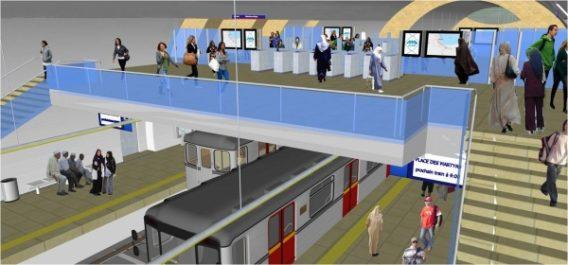 Ouverture de la station de métro de la place des Martyrs : Des expositions en attendant le musée souterrain