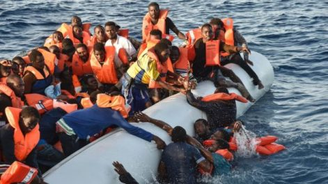 Italie : 264 migrants secourus au large de la Calabre