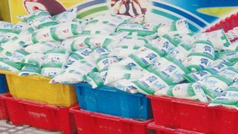 La distribution du lait en sachet bientôt régulée !