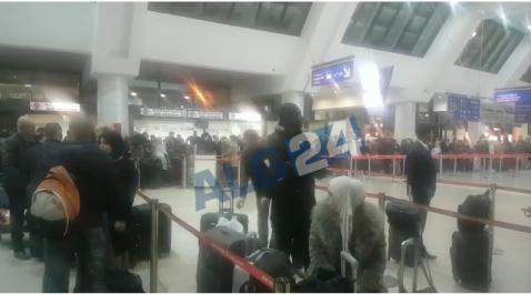 Grève surprise du PNC d'Air Algérie : forte perturbation du trafic aérien