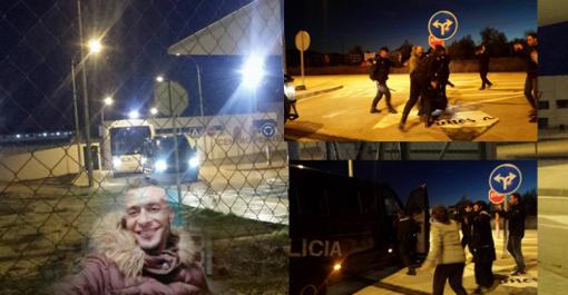 Vidéo- Espagne : Des dizaines de migrants algériens du centre d'Archidona rapatriés