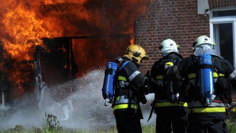 Tissemsilt : 17 personnes asphyxiées par la fumée